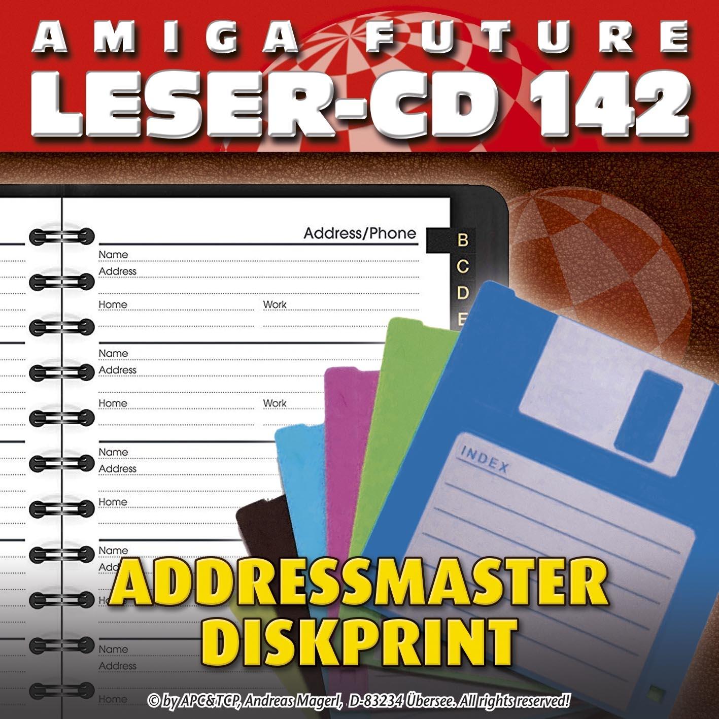 Amiga Future 137 tedesco
