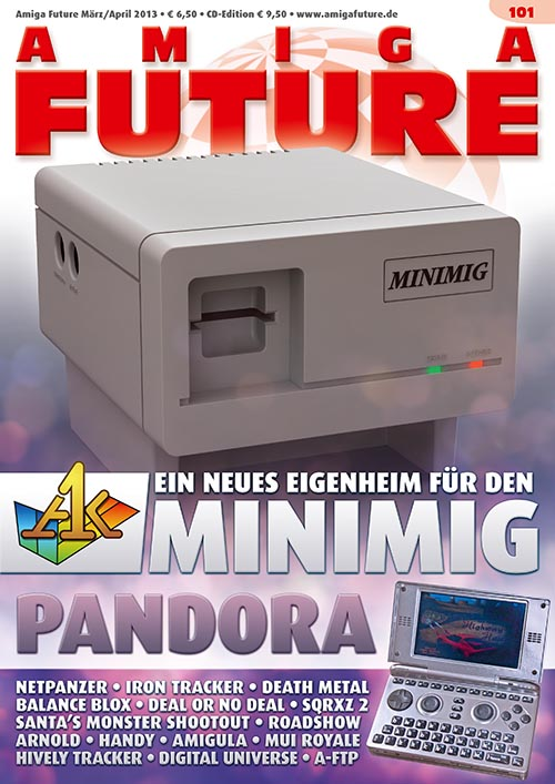 Amiga Future Issue 101