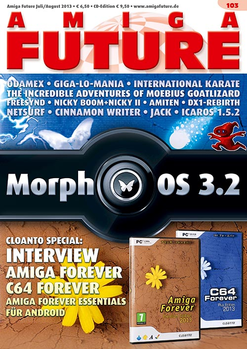Amiga Future Issue 103