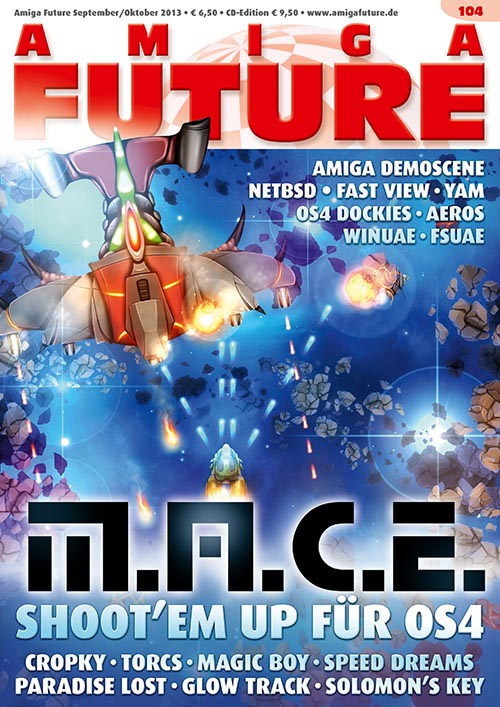 Amiga Future Issue 104