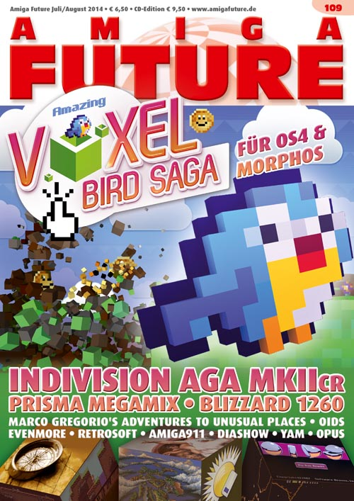 Amiga Future Issue 109
