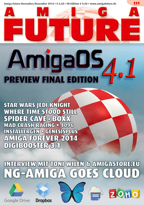 Amiga Future Issue 111