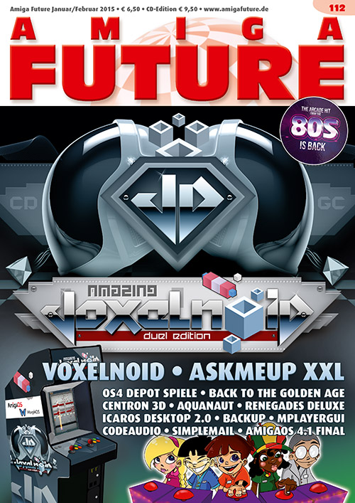 Amiga Future Issue 112