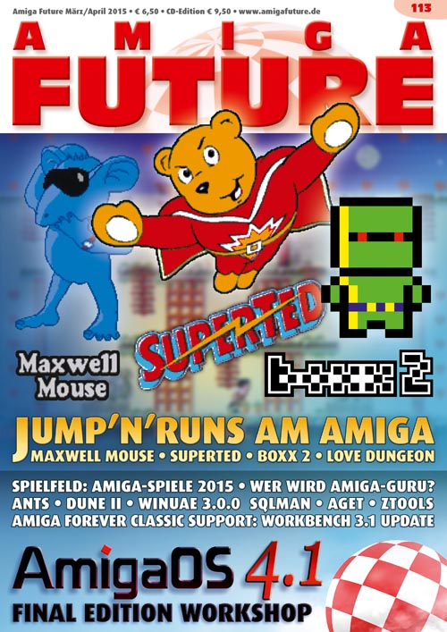 Amiga Future Issue 113