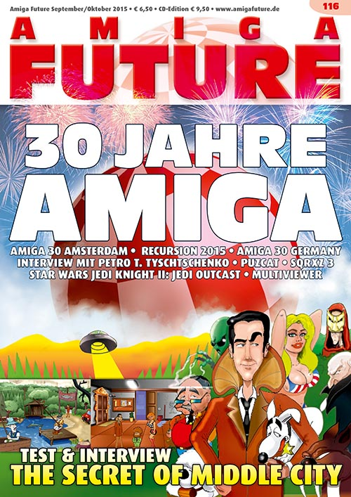 Amiga Future Issue 116