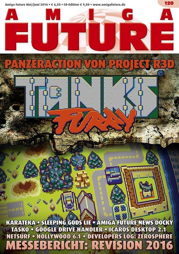 Amiga Future Issue 120