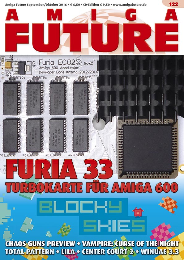 Amiga Future Issue 122
