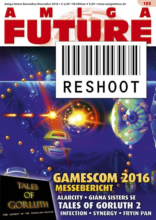 Amiga Future Issue 123