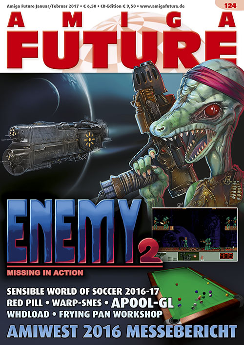 Amiga Future Issue 124