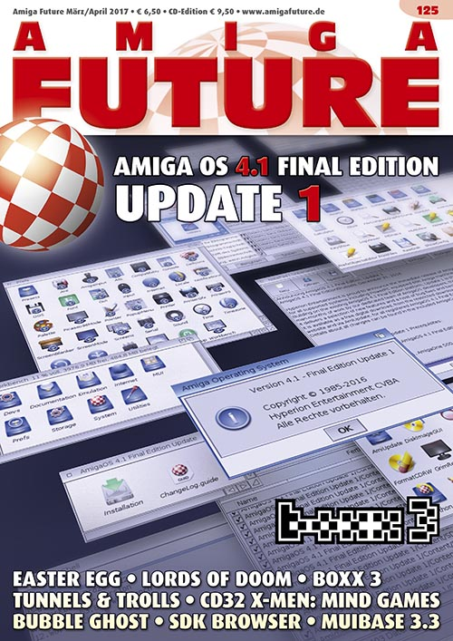 Amiga Future Issue 125
