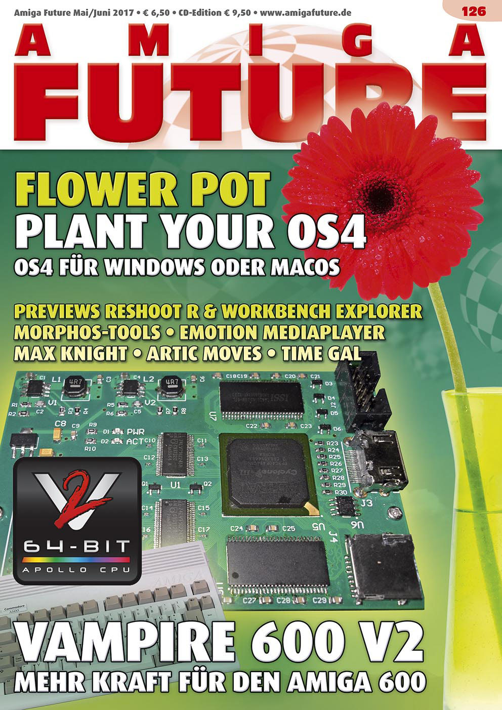 Amiga Future Issue 126