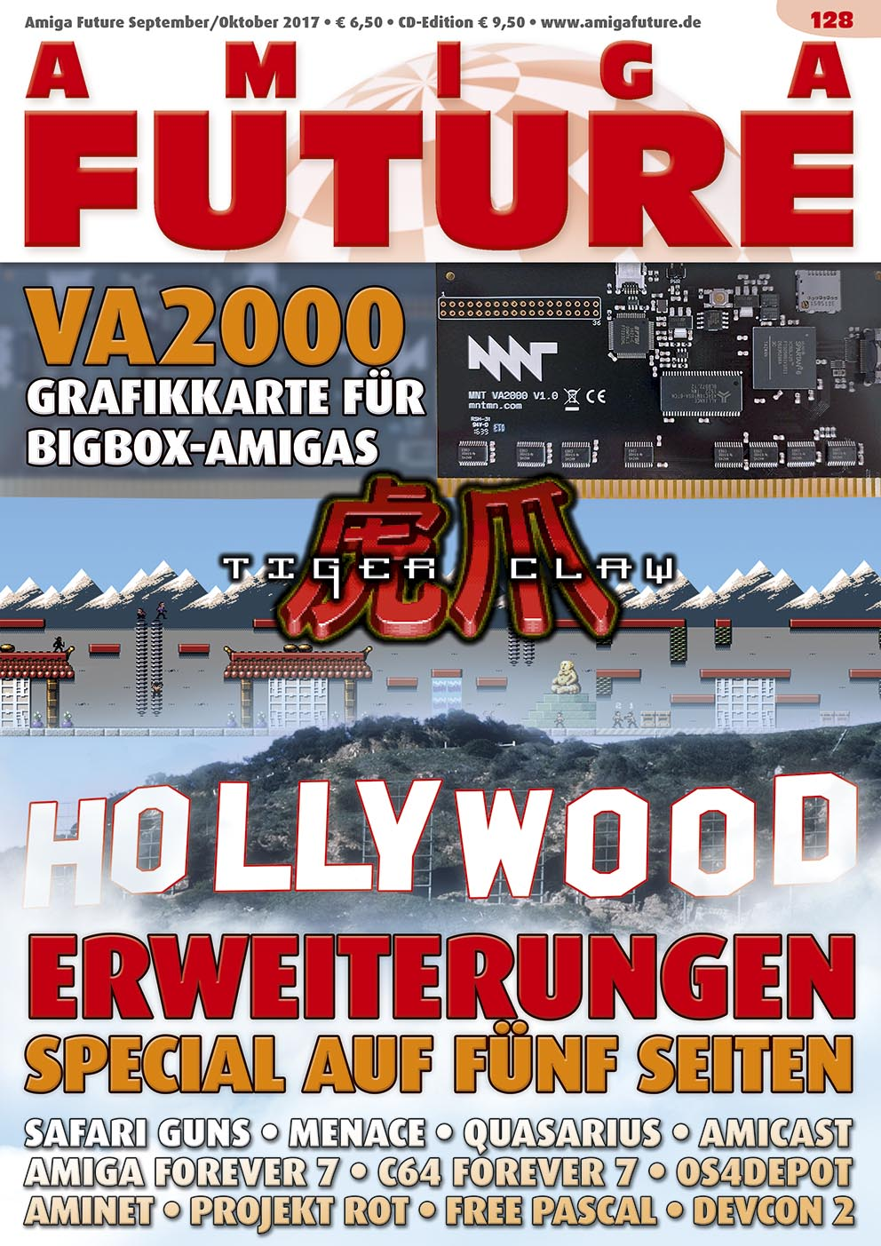 Amiga Future Issue 128
