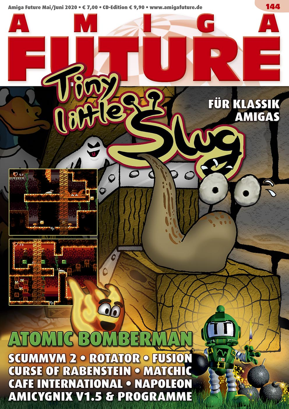 Amiga Future Issue 144