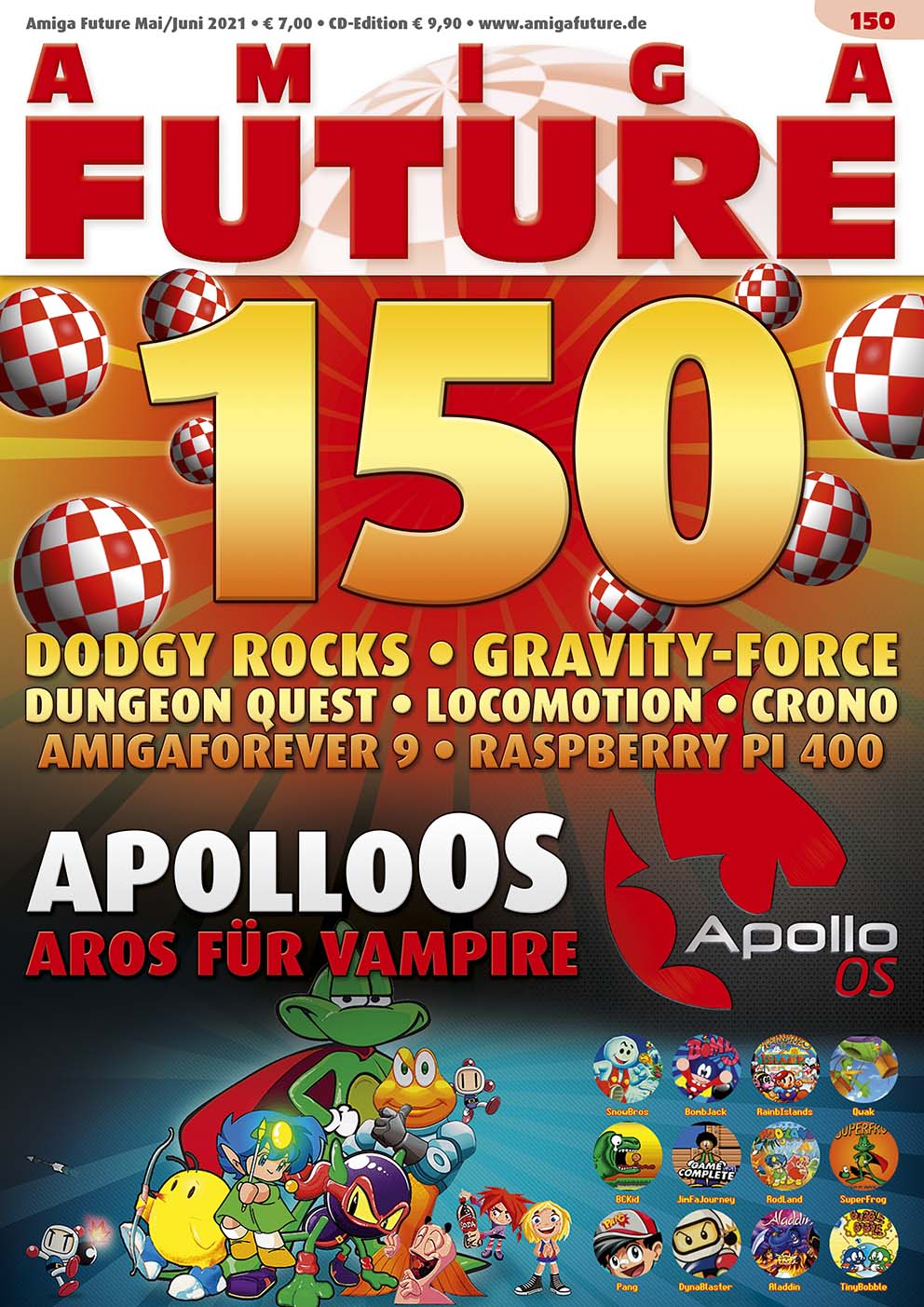 Amiga Future Issue 150