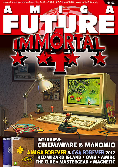 Amiga Future Issue 093