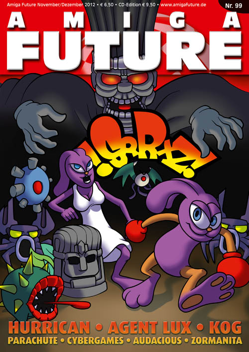 Amiga Future Issue 099