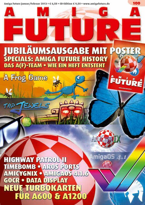 Amiga Future Issue 100