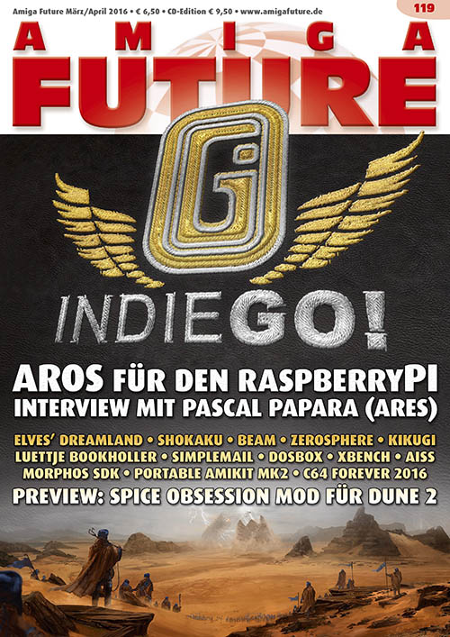 Amiga Future Issue 119
