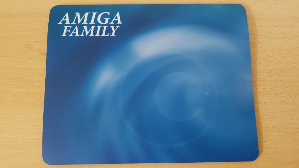 Amiga Family Mousepad