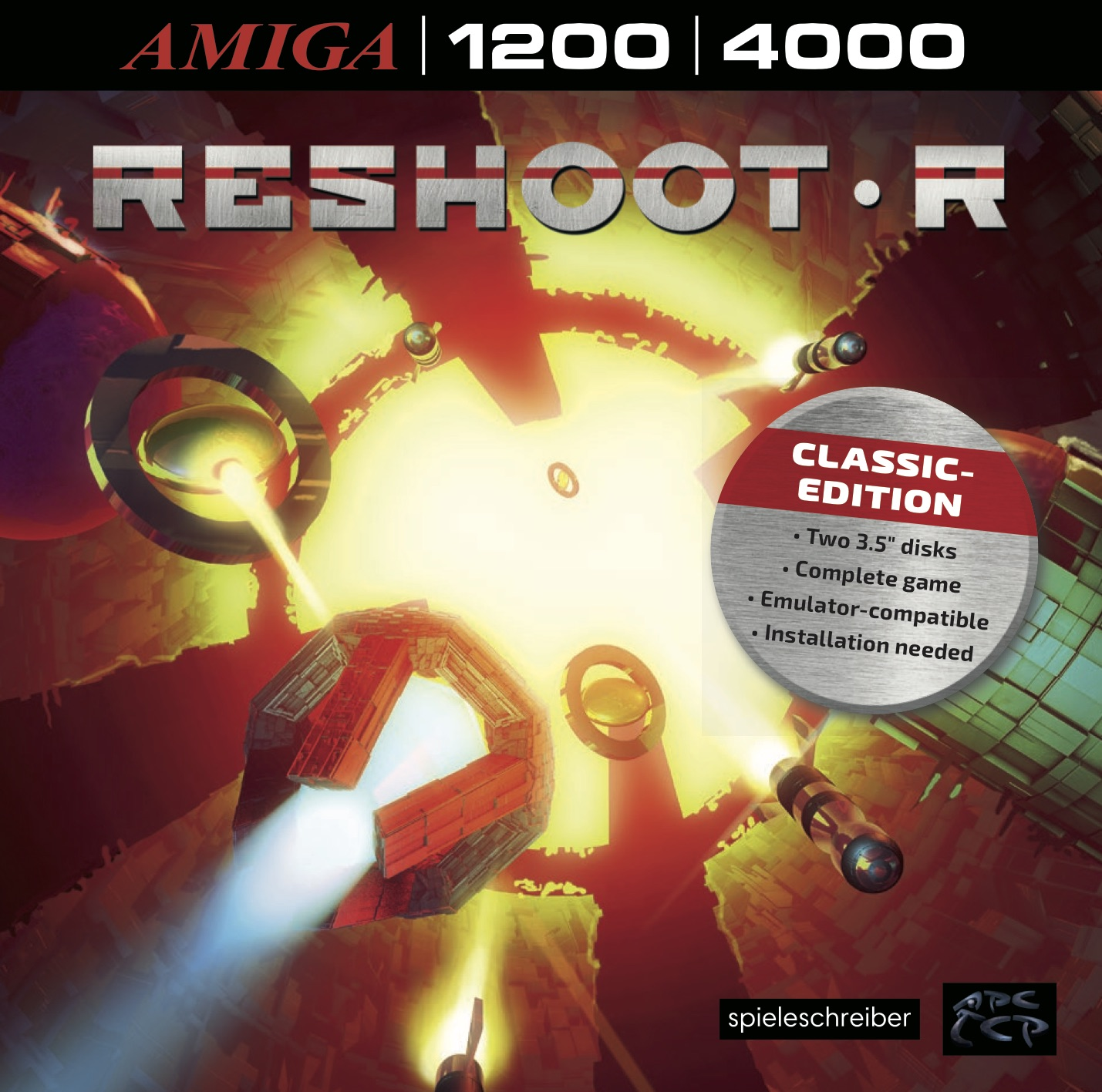 RESHOOT R Classic Disc Edition