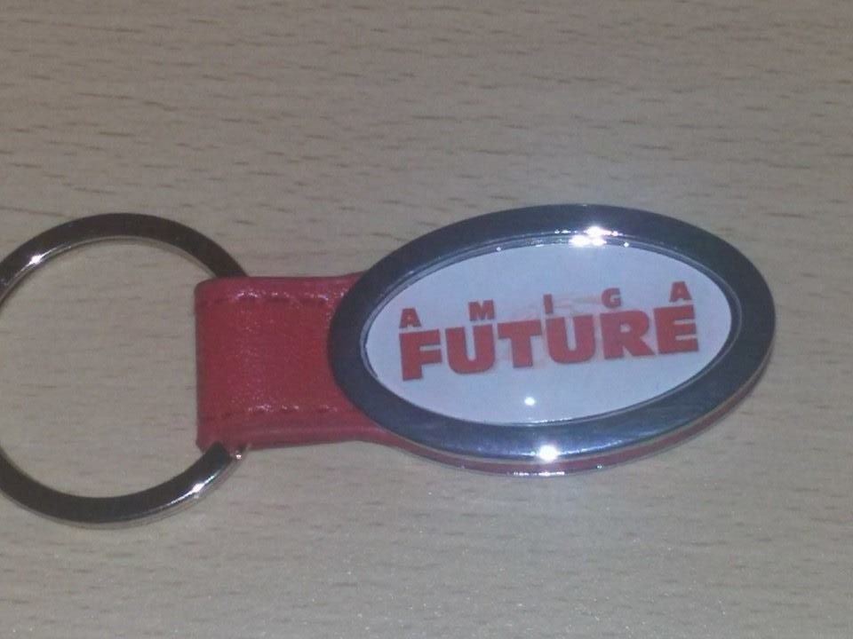 Amiga Future Key-fob