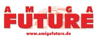 "Amiga Future Sticker ""White"""