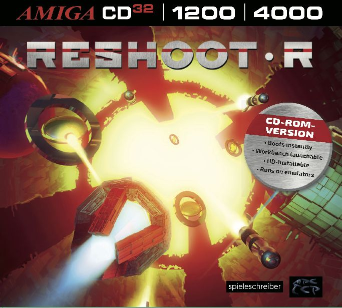 RESHOOT R Amiga Download-Version