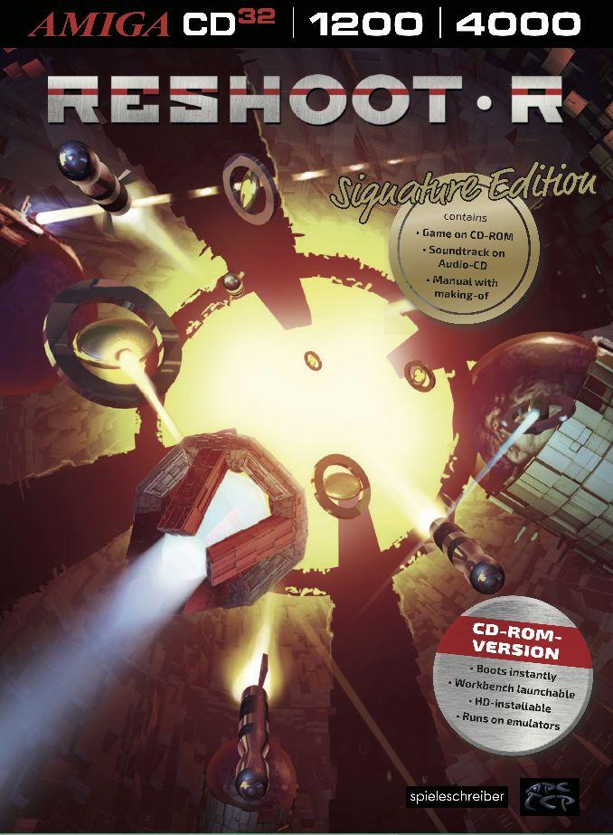 RESHOOT R Signature Edition, APC&TCP Amiga Onlineshop